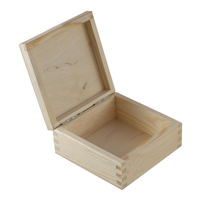 Wspaniały Pudełka z drewna Galanteria Drewniana :: skrzynki z drewna GC55